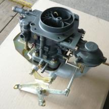 Jikov 32 Edsr + oprava táhla plynu + kompletace