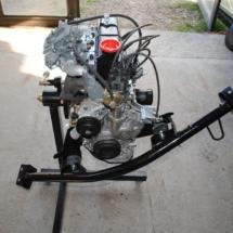 Motor škoda 105 GO