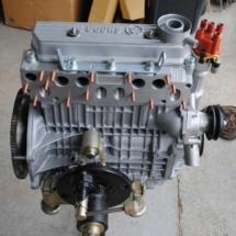 Renovace a úprava motoru Š-fav do Š130